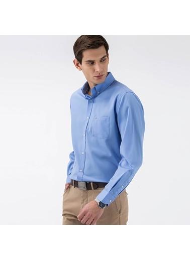Lacoste Uzun Kollu Gömlek Renkli